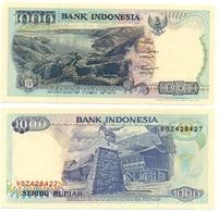 Indonesia - 1000 Rupiah 1998 ( 1992 ) AUNC Lemberg-Zp - Indonésie