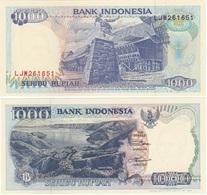 Indonesia - 1000 Rupiah 1995 ( 1992 ) AUNC Lemberg-Zp - Indonésie