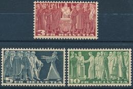 216x-218x / 328x-330x Serie Postfrisch/** - Unused Stamps
