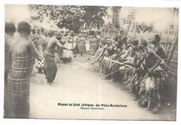 MALAWI - Mission Du Shiré Des Pères Montfortains - Danses Guerrières - Malawi