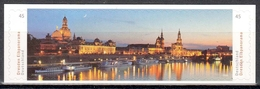 Bund MiNr. 3073/74 ** Deutschlands Schönste Panoramen, Dresden - BRD