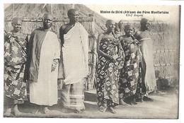 MALAWI - Mission Du Shiré Des Pères Montfortains - Chef Angoni - Malawi