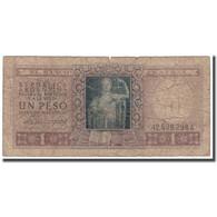 Billet, Argentine, 1 Peso, 1947, KM:260b, B - Argentine