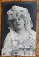 Reta WALTER Chanteuse Opéra Artiste Femme Allemagne - Artistes