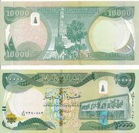 Iraq - 10000 Dinars 2015 UNC Pick 101b Lemberg-Zp - Iraq