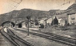 Gare De TOURNEMIRE ROQUEFORT  1950 - Vieux Papiers