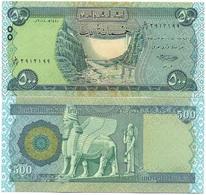 Iraq - 500 Dinars 2018 UNC Lemberg-Zp - Iraq