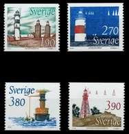 SCHWEDEN Nr 1526-1529 Postfrisch X881192 - Neufs