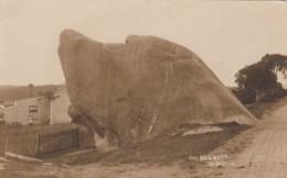 Albany Western Australia, The Dog Rock, C1910s Vintage Real Photo Postcard - Albany