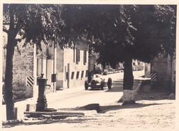 RACER CAR AUTOMOVIL DE CARRERA YEAR 1928 PLACE INCONNU ORIGINAL PHOTO SIZE 11x8cm - BLEUP - Coches