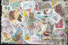 Czech Republic Stamps-100 Different Stamps - Czech Republic