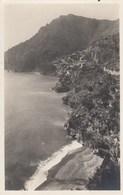 POSITANO-PANORAMA E SPIAGGIA DEL MOLINO-CARTOLINA VERA FOTOGRAFIA VIAGGIATA IL 14-10-1930 - Salerno