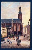 Saarbrücken. Schlosskirche. Tuck's  Postkarte ( Charles F. Flower). - Saarbruecken