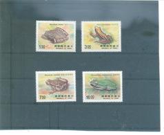 CHINA (TAIWAN) 1397/1400 (4V) 1981 MICHEL - China