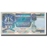 Billet, Uganda, 100 Shillings, 1998, KM:31b, NEUF - Ouganda