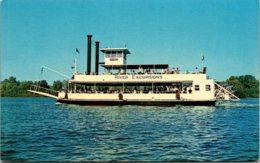 Iowa Dubuque MV Julie N Dubuque II River Excursions - Dubuque
