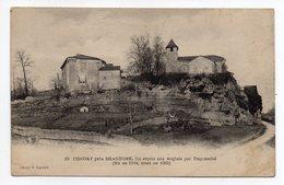 Près  Brantome--CONDAT  Fut Repris Aux Anglais Par Duguesclin--Vue Générale  --timbres - Cachet - Autres Communes