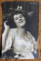 Reta WALTER Chanteuse Opéra Artiste Femme Allemagne - Künstler