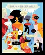 United Nations (Vienna) 2019 Mih. 1044/49 (Bl.52) World Languages MNH ** - Wien - Internationales Zentrum