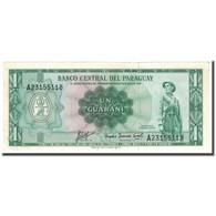 Billet, Paraguay, 1 Guarani, KM:193b, SPL - Paraguay