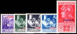 Stampalia 1932 Ferrucci Regular Set Unmounted Mint. - Aegean (Stampalia)