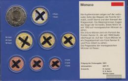 Monaco MON 9 2018 Stgl./unzirkuliert Stgl./unzirkuliert 2018 Kursmünze 2 Euro - Monaco
