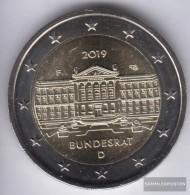 FRD (FR.Germany) 2019 F Stgl./unzirkuliert Reprint: 6 Million. Stgl./unzirkuliert 2019 2 Euro 70 Years Federal - Germany