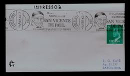 S.VICENTE DE PAUL 1582-1982 A Man At Our Time Spain (Barcelona) 1982 Religions Gc3794 - Theologians