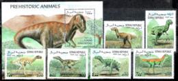 647  Prehistoric Fauna - Somalia 1999 - MNH - 2,95 - Timbres