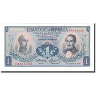 Billet, Colombie, 1 Peso Oro, 1973, 1973-08-07, KM:404e, NEUF - Colombie