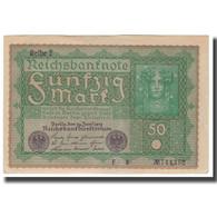 Billet, Allemagne, 50 Mark, 1919, 1919-06-24, KM:66, TTB+ - 50 Mark