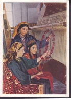 Q0941 - Carpet Factory In ASHKHABAD - Turkménistan - Russia Asia - Turkménistan