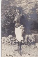 Acteur De Théâtre - Pièce La Nuit Rouge - Personnage Le Chef Bleu - Dijon 1911 - Carte Photo - Dijon