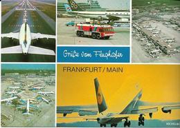 6-  AIRPORT-FRANKFURT AM MAIN - Aerodromi