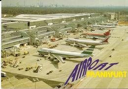 6-  AIRPORT-FRANKFURT - Aerodromi