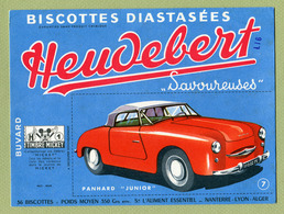 "ANHARD "" JUNIOR ""  ( BUVARD : HEUDEBERT ) - Automotive"