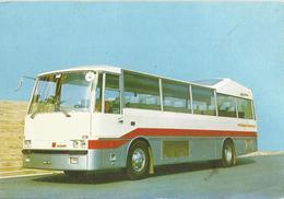 LA CORRIERA PULLMANS GRANTURISMO FIAT ORLANDI METEOR 343 - GIORNATA DEL FRANCOBOLLO 1972    (1561) - Autobus & Pullman