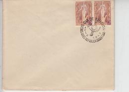 ARGENTINA  1947 - Yvert 487 - Elezione Peron - FDC