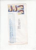 ECUADOR 1992 - Yvert 1252 UPAE - C-Colombo - Vele - Ecuador