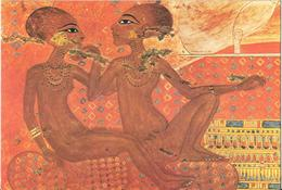 THEBES - Two Daughters Of King Akhnaton And Queen Nefertiti - Egypte
