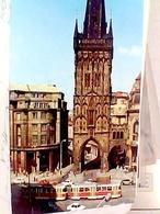 Ceska Republika PRAGA PRAHA  TRAM  N1975 HB8420 - Repubblica Ceca