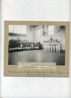VILVOORDE : Démonstration De Gymnastique éducative : Gymnase Des Peupliers    ( Formaat Enkel  Foto 17  X 12 Cm ) - Places