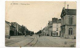 CPA 51 : REIMS  Faubourg Cérès  A  VOIR   !!!! - Reims