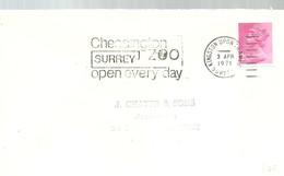 POSTMARKET 1971   KINGTON UPON  HAMES   SURREY - Marcofilia