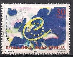 Mazedonien  (1999)  Mi.Nr.  161  Gest. / Used  (6ah01) - Mazedonien
