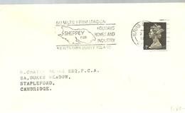 POSTMARKET 1969  ILFORD - Marcofilia