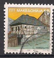 Mazedonien  (1996)  Mi.Nr.  88  Gest. / Used  (6ah04) - Mazedonien