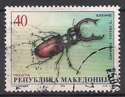 Mazedonien  (1998)  Mi.Nr.  146  Gest. / Used  (6ah16) - Mazedonien