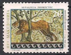 Mazedonien  (1997)  Mi.Nr.  97  Gest. / Used  (6ah17) - Mazedonien