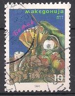Mazedonien  (1996)  Mi.Nr.  76  Gest. / Used  (6ah14) - Mazedonien
